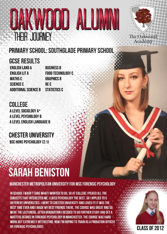 Sarah Beniston